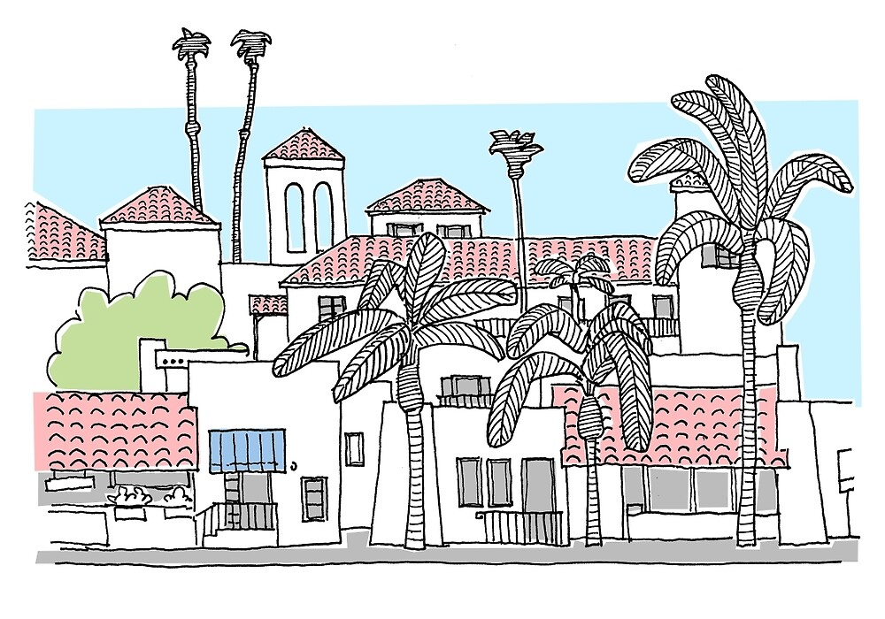 San Diego Old Town by maligoj