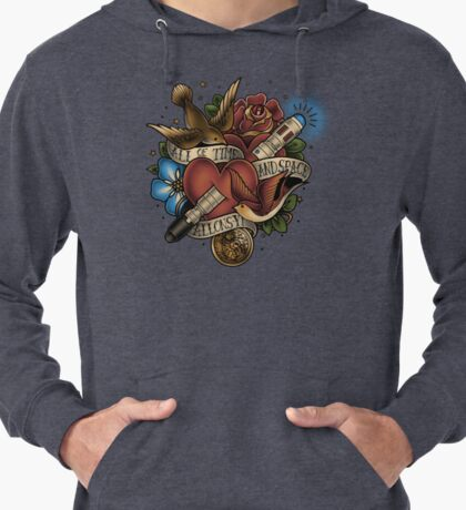 All of Time and Space Lightweight Hoodie