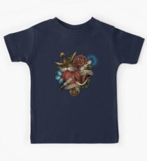 All of Time and Space Kids Tee