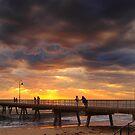 Glenelg jetty by adouglas