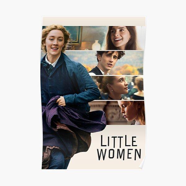 Pour les petites femmes Poster