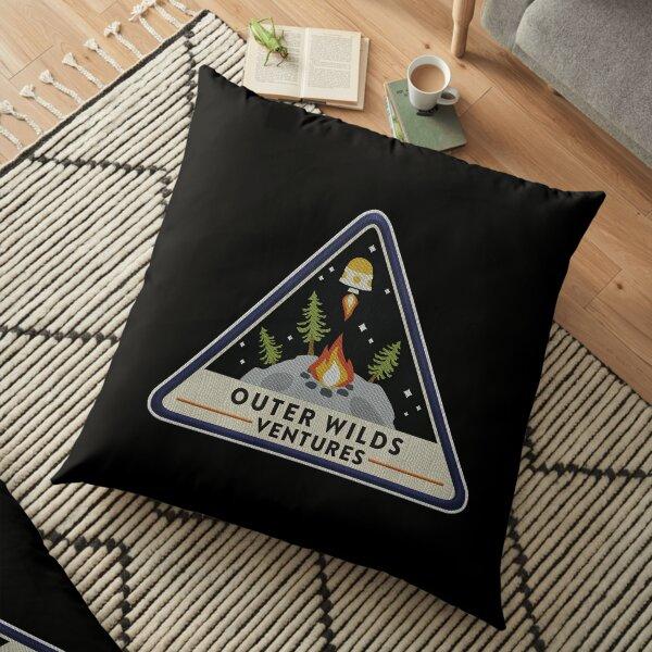 Outer Wilds Ventures Patch Floor Pillow