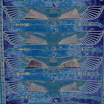 BLUEBIRD by ADUSKA
