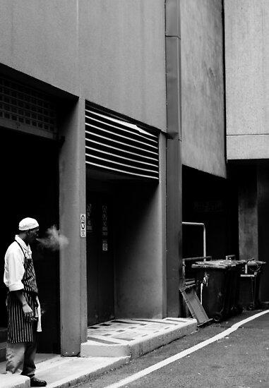 Smoke Break by Jordan Miscamble