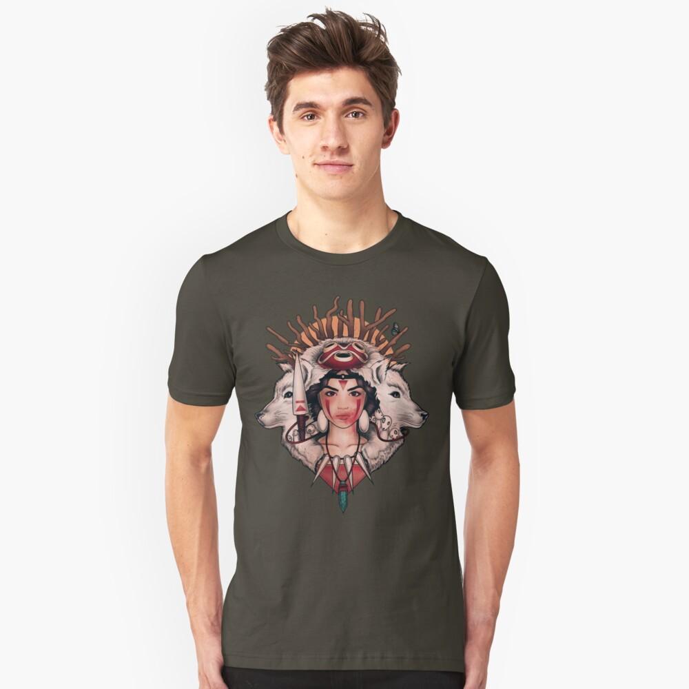 Spirit Princess Slim Fit T-Shirt