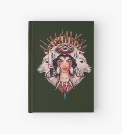 Spirit Princess Hardcover Journal