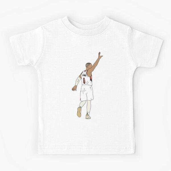Damian Lillard fait ses adieux T-shirt enfant