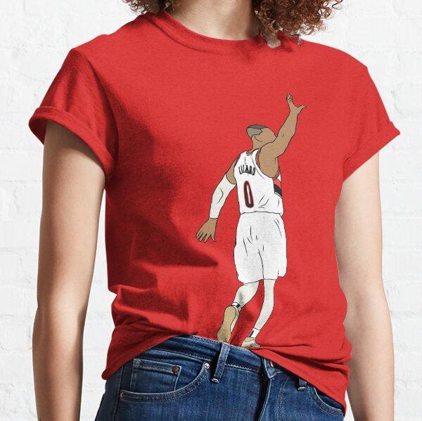 Damian Lillard Waves Goodbye Classic T-Shirt