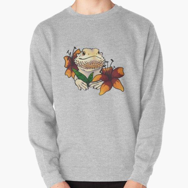 Bearded Dragon 2 Pullover Sweatshirt