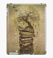 Knowledge is the key iPad Case/Skin