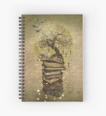 Knowledge is the key Spiral Notebook