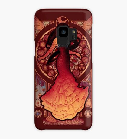 Fire is Catching Case/Skin for Samsung Galaxy
