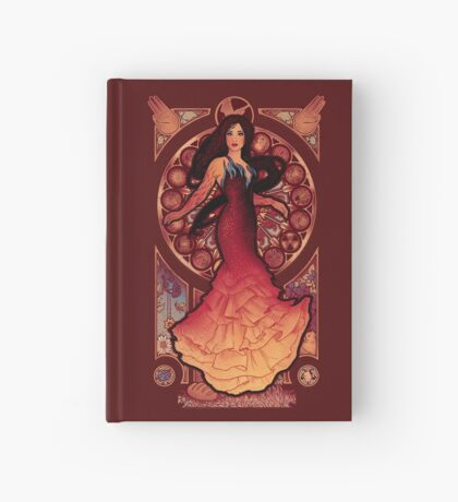 Fire is Catching Hardcover Journal