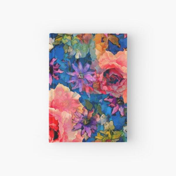 Garden Blossoms Hardcover Journal