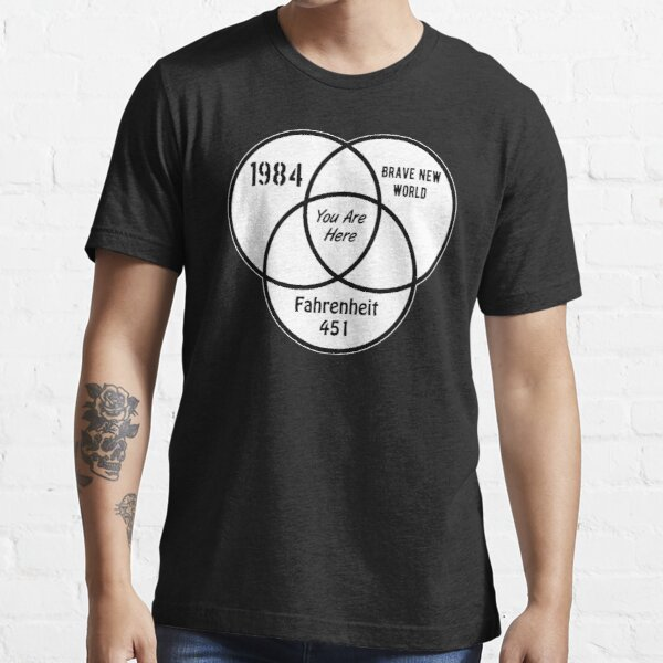 You Are Here Essential T-Shirt