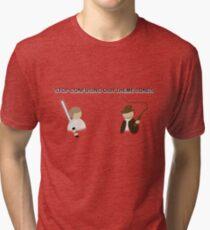 Theme Song Tri-blend T-Shirt