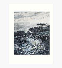 Heybrook Bay No.6 Art Print