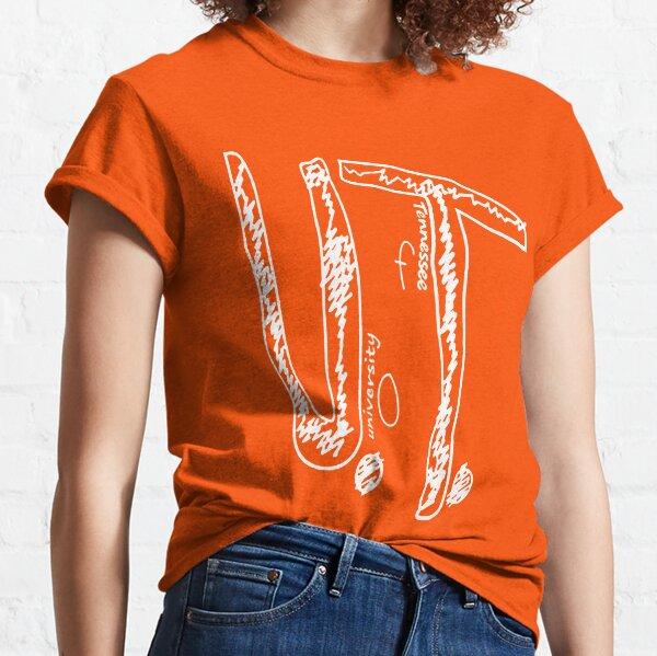 UT TSHIRT BULLYING UNIVERSITY TEES UT-TENNESSEE ANTI BULLYING HOMEMADE UNIVERSITY Classic T-Shirt