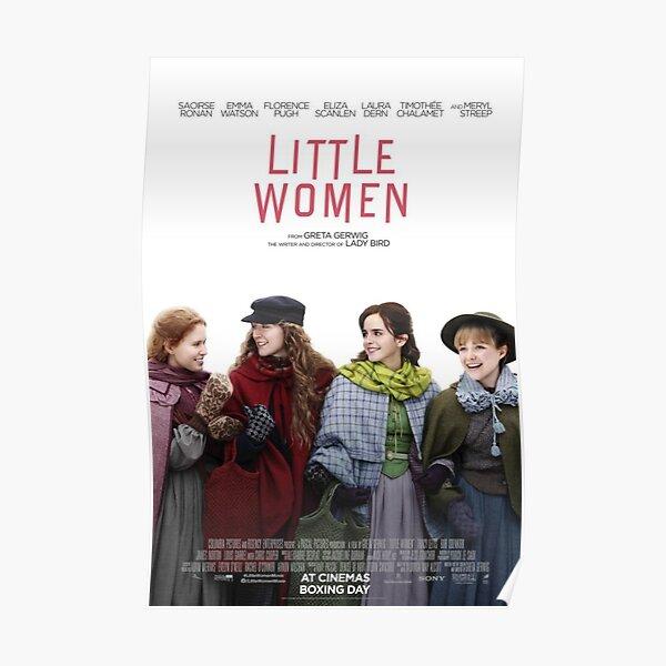 Petite femme Poster