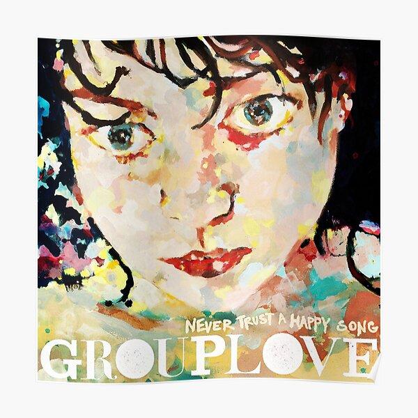 grouplove 01 tour 2020 genre  Rock alternatif, Indie pop, Pop elektro, Dance alternatif Poster
