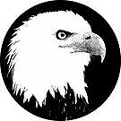 Eagle by M-a-k-s-y-m