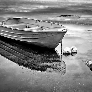 Morning boat by vicpug
