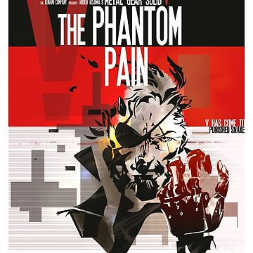Phantom - Metal Gear by CuriousityShop