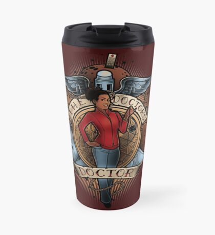 The Doctor's Doctor Travel Mug