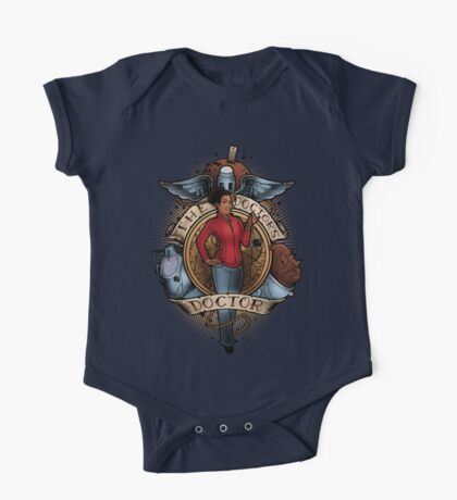 The Doctor's Doctor Kids Clothes
