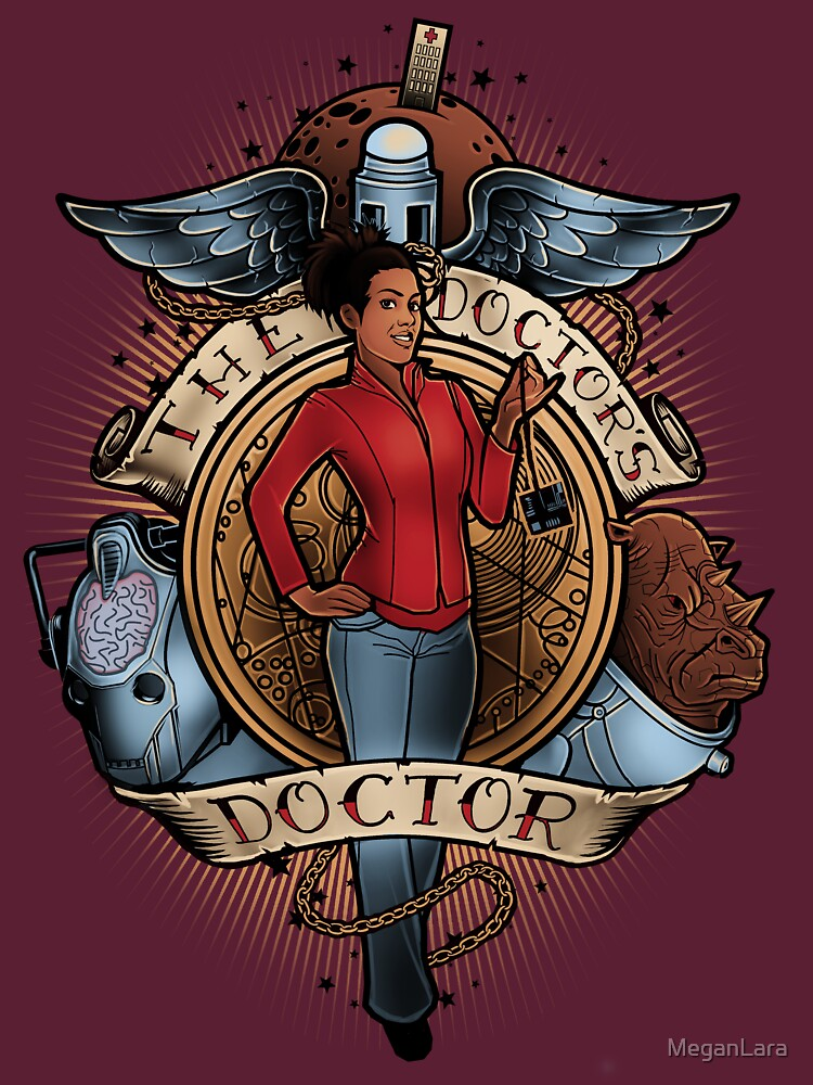 The Doctor's Doctor | Unisex T-Shirt