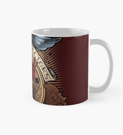 The Doctor's Doctor Mug
