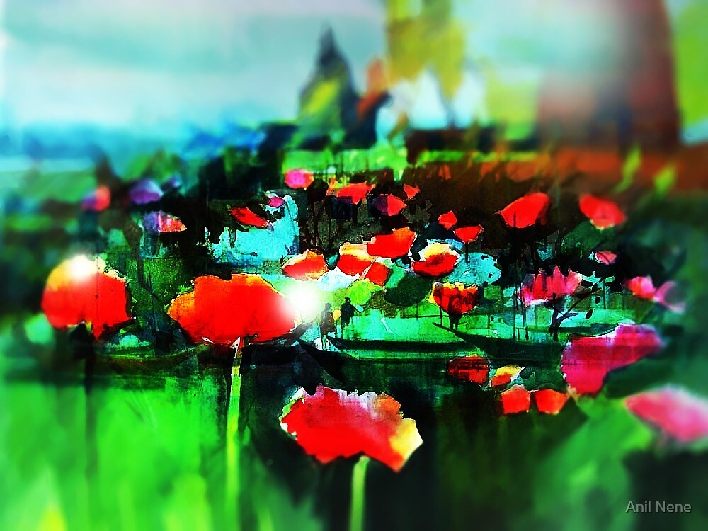 Alternate Reality by Anil Nene