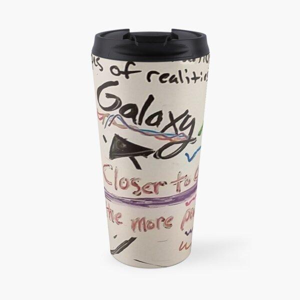 Milky Way Galaxy power levels Travel Mug