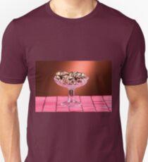 sponge cookies with chocolate Unisex T-Shirt