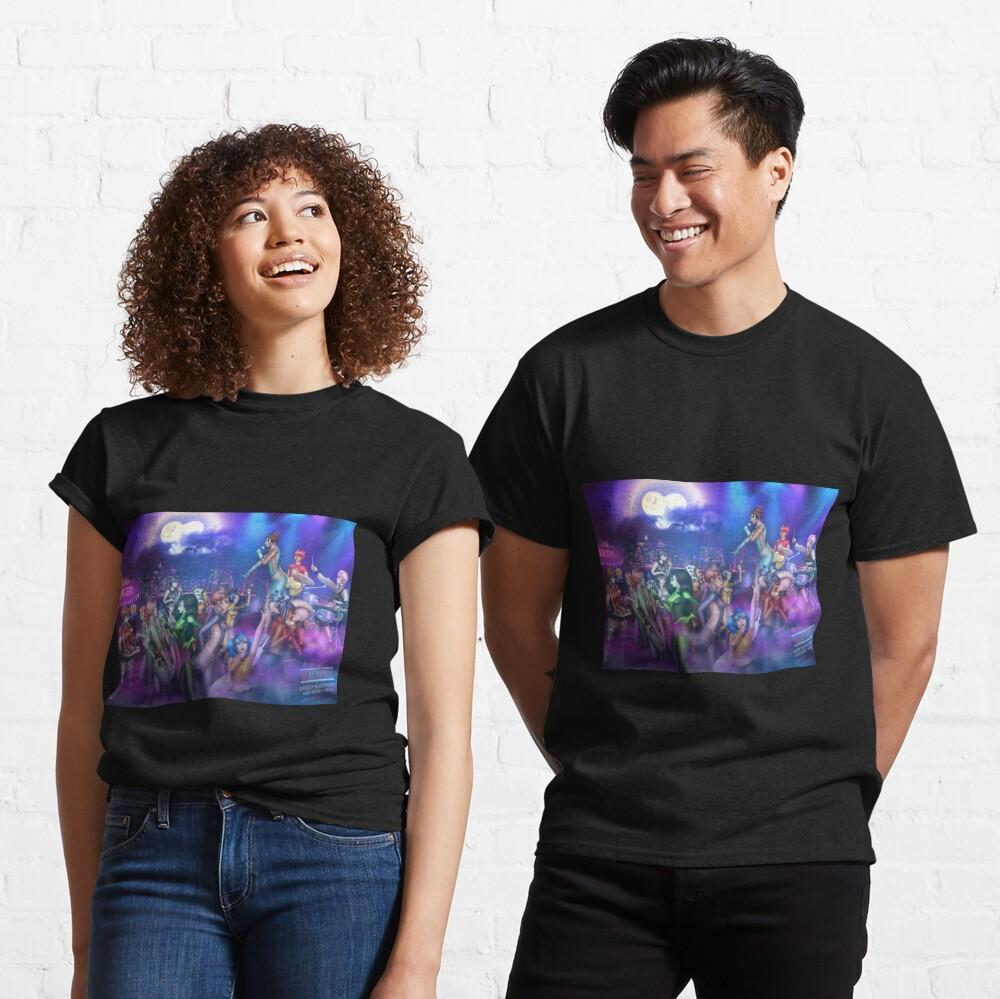 Super Concert Hero Girls Classic T-Shirt