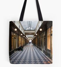 hidden way in Paris Tote Bag