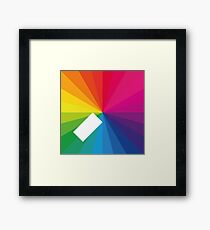 Jamie xx - In Colour Framed Print