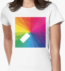 Jamie xx - In Colour Women's Fitted T-Shirt