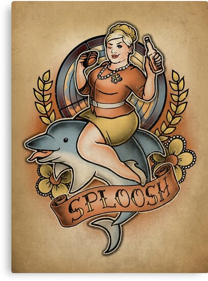 Sploosh! by MeganLara