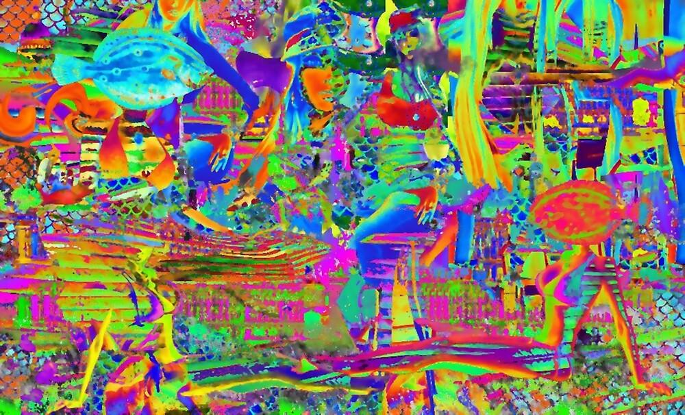 Barbed Rulsaki by Joshua Bell