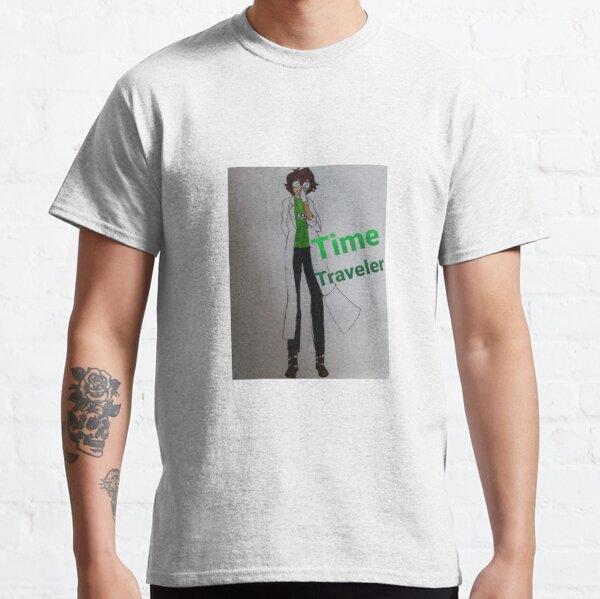 Viajero del tiempo Camiseta clásica