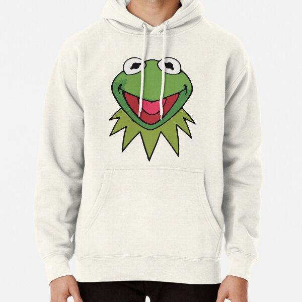Kermit 80s Retro Vintage Pullover Hoodie