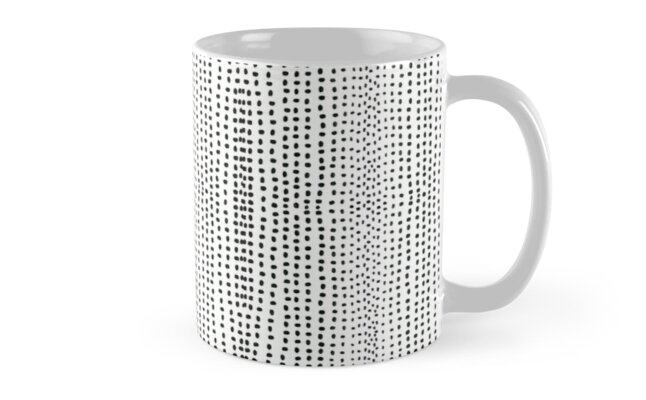 Artistic dots all over design by latoma