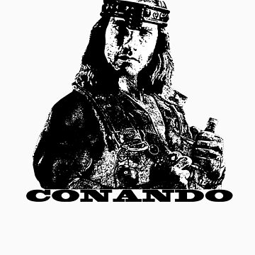 Conando by JeffClark