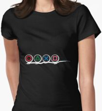 psp Women's Fitted T-Shirt