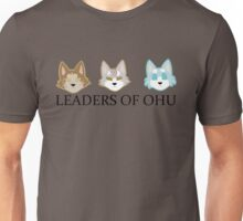 Great leaders Unisex T-Shirt