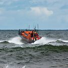 "RNLI Lifeboat - ""Grace Darling"" by Trevor Kersley"
