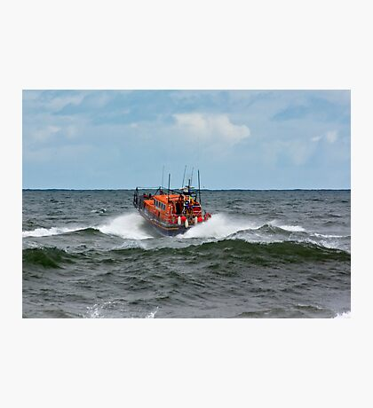 "RNLI Lifeboat - ""Grace Darling"" Photographic Print"