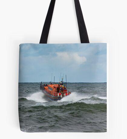 """RNLI Lifeboat - """"Grace Darling"""" Tote Bag"""