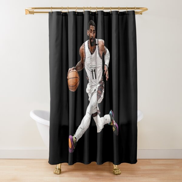 Kyrie Irving Shower Curtain